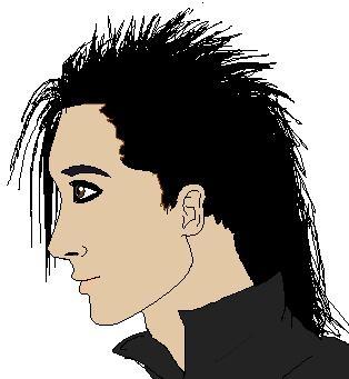 Bill Kaulitz by digill